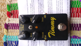 Paul Cochrane timmy v2 overdrive