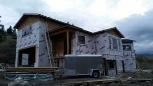 New Home in Summerland Under Construction! Rancher with Walkout!