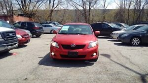 2009 Toyota Corolla LE (Keyless Start, Cruise Control and more)