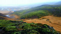 Erosion control and reviving the natural vegetation in Iceland