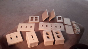 Oulet, Switch and Central Vac Cover Plates etc.