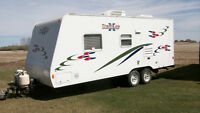 Travel Trailer Trail Light Crossover 21 ft.