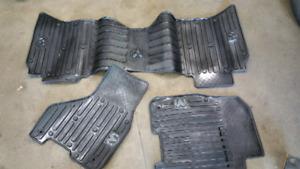 Dodge ram rubber mats