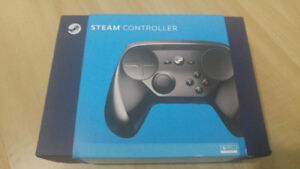 Steam Controller - Used 3 times