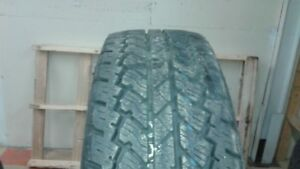 4 ALL SEASON BRIDGESTONE DUELLER 265/70R17