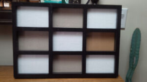 Picture Frame with different depth's within frame