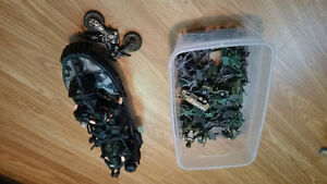 Army man collection