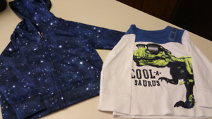 18 to 24 Months...Baby boy set...BRAND NEW WITH TAGS