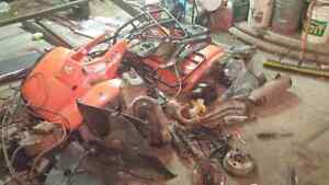 Parting out honda fourtrax es