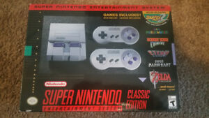 Nintendo Classic (Used Once)