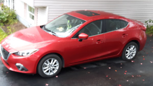 2014 MAZDA 3 SKY-ACTIVE 4 DR. EXCELLENT CONDITION