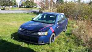 2008 ford focus 5 speed