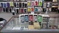 THE CELL SHOP has 3 iPhone 5c 16GB Unlocked + WIND