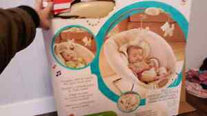 My suggle pup deluxe Bouncer  Cambridge Kitchener Area image 1