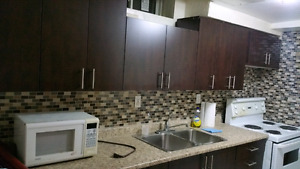 TWO BEDROOM BASEMENT FOR RENT NEAR SHERIDAN COLLEGE