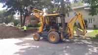 **55$/hr**7/7- Excavation et terrassement de grande qualité