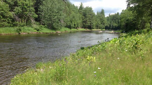 Camp for sale on Dungarvon River