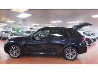 2014 BMW X5 xDrive40d M Sport Auto [Start Stop] Sat Nav Full LTH 7 Seats