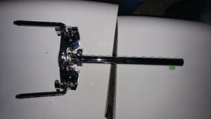 Mapex drums double tom mount.