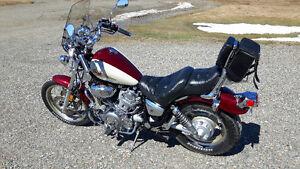 1998 Yamaha Virago XV750