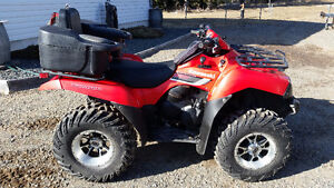 2008 Kawasaki Brute Force 650 with Power Chip