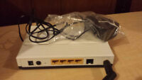 TP Link Router and Model ADSL TD-W8901G