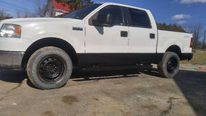 2005 Ford F-150 4X4 $2500 or trade for ?????