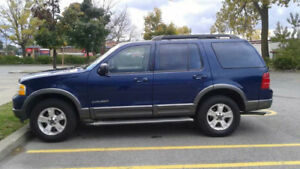 Ford Explorer XLT - 4X4 - Excellent condition – bas kilomètre