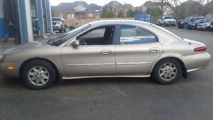 1999 Mercury Sable Sedan