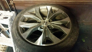 2012 honda civic si rims London Ontario image 1