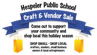 Hespeler Public School Craft and Vendor Sale