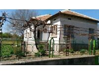 Pretty house in good condition 32 km from the coast, in Bulgaria