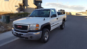 2007 GMC Sierra 2500 HD Truck Strong Engine & Transmission