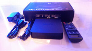 Android Box- HD:1080p - Quad Core - FULLY LOADED - Not Fake