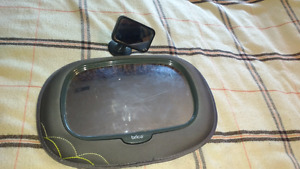 Two piece Safety Car Mirrors
