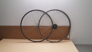 Mavic - Campagnolo Wheels