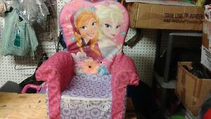 frozen princess childs chair
