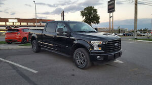 2016 Ford F-150 Ecoboost 3.5 Nav/Sync3,heated seats