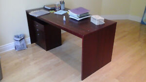 Ikea Desk +  desk drawers
