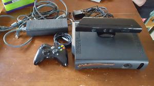 Xbox 360 avec kynect