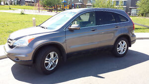 2010 Honda CR-V EXL Navi SUV, Motivated to sell!!!!!!