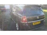 2007 Vauxhall Zafira 1.9CDTi-SRi-1Fkeeper-9 ServStamps-2Keys-Cam belt done