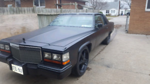 1980 cadillac coupe deville(VERY CLEAN)
