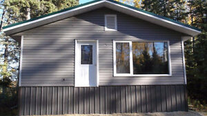 Cabin For Sale, First Cranberry Subdivision, Cranberry Manitoba