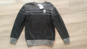 Kids Large 10-12 Joe Fresh Sweater- Brand New With Tags