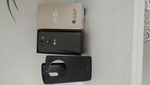 LG G3 mint condition with quickcircle case