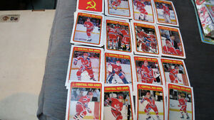Central Red Army cards 1990(39)