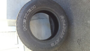 265 70r 17 tires good condition