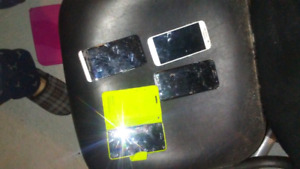 Broken phones for parts or repair