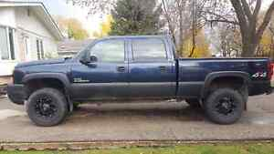 2005 dmax crew with mods